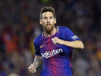Messi – Rey del derbi de Barcelona – 18 goles