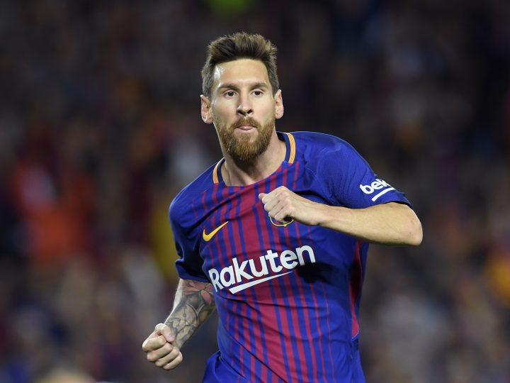 Messi, el Rey de los derbis de Barcelona