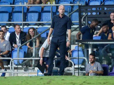 Jordi Cruyff – Maccabi Tel Aviv – Europa League