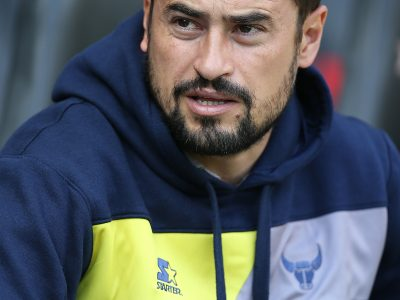 Pep Clotet, Oxford United, dugout