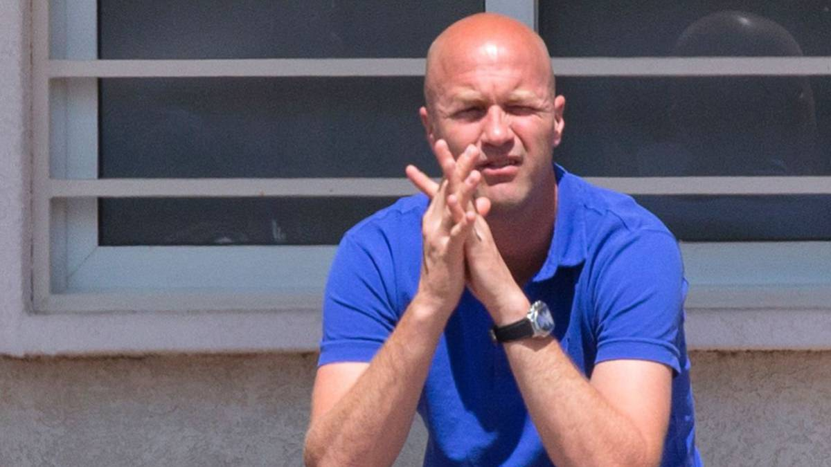 """Jordi Cruyff in AS interview: """"Coaches like Bosz and Guardiola are keeping my dad's ideas alive"""""""