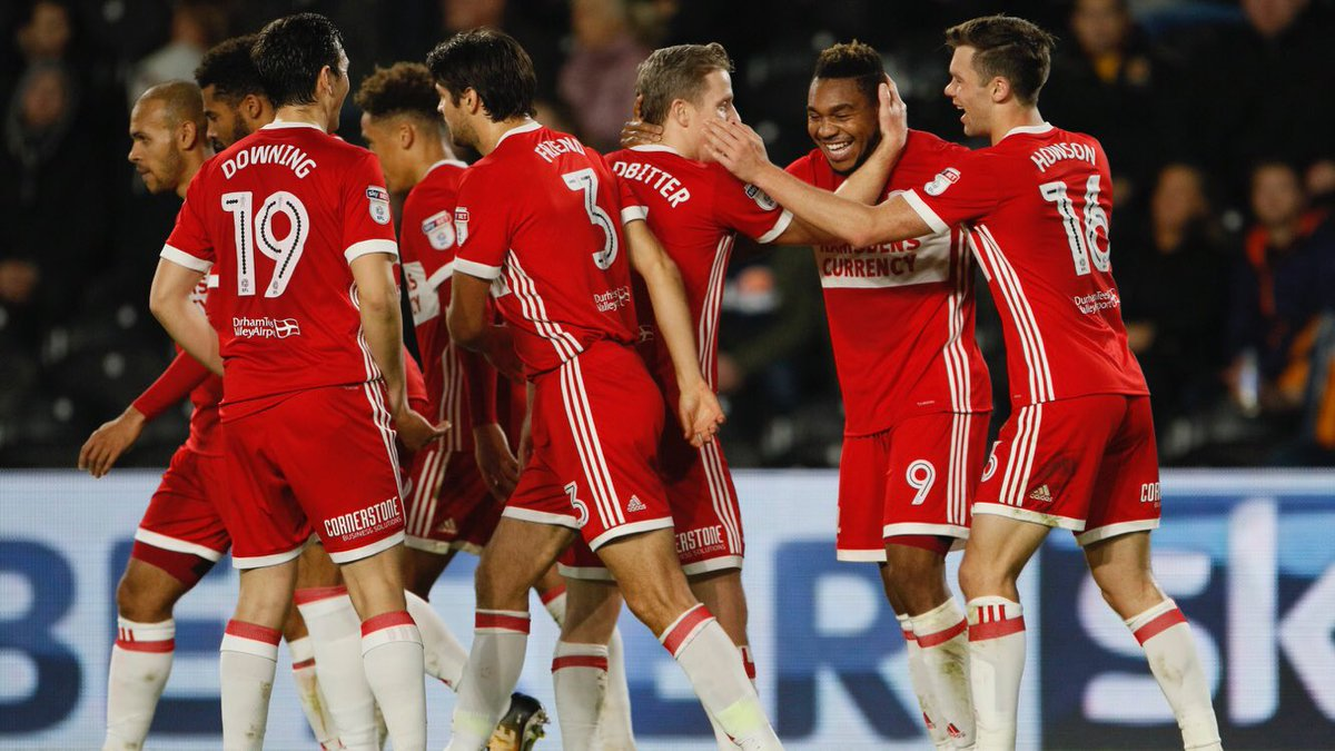Boro, victory, Championship, back-to-back wins