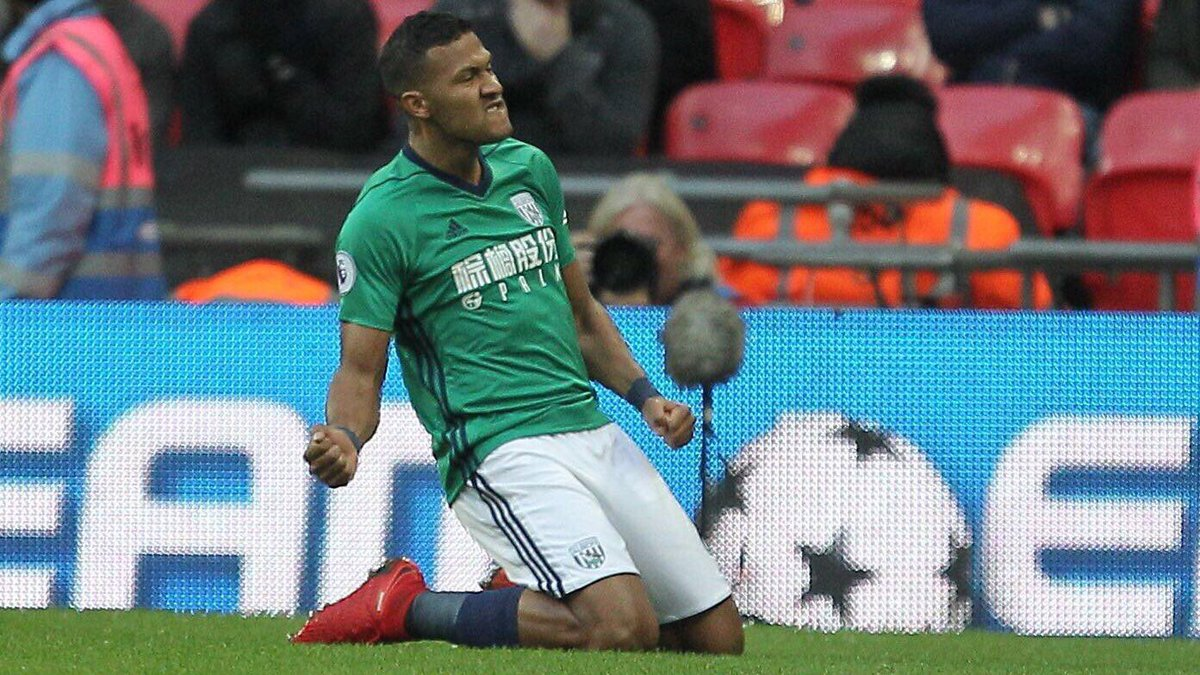 Rondon becomes first Venezuelan to score at Wembley
