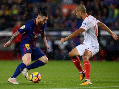 Barcelona football futbol barça messi delantero liga
