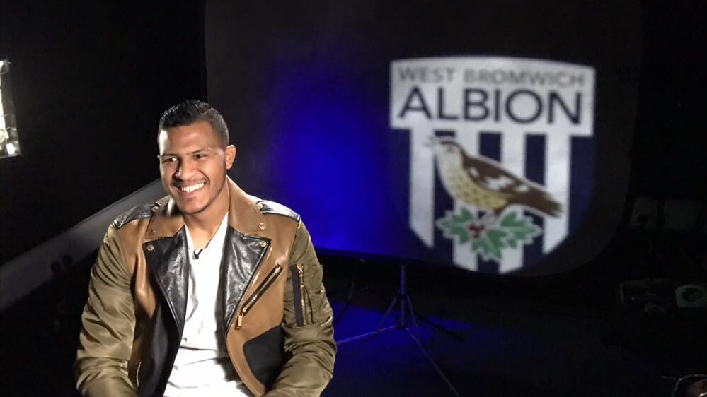 Rondon West Bromwich Albion Premier League Venezuela