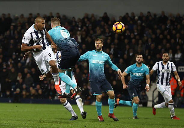 Salomon Rondon West Bromwich Albion Premier League hat-trick records