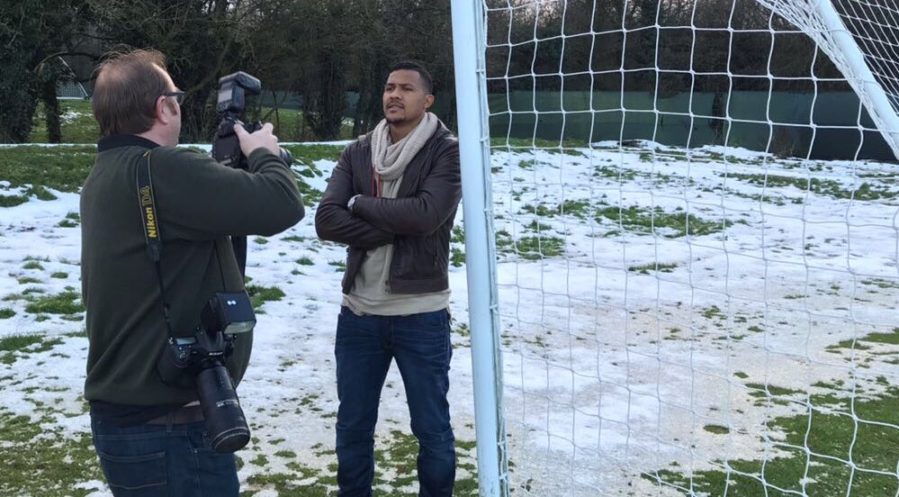 Rondon tells The Mirror all about his journey from Venezuela to the Premier League