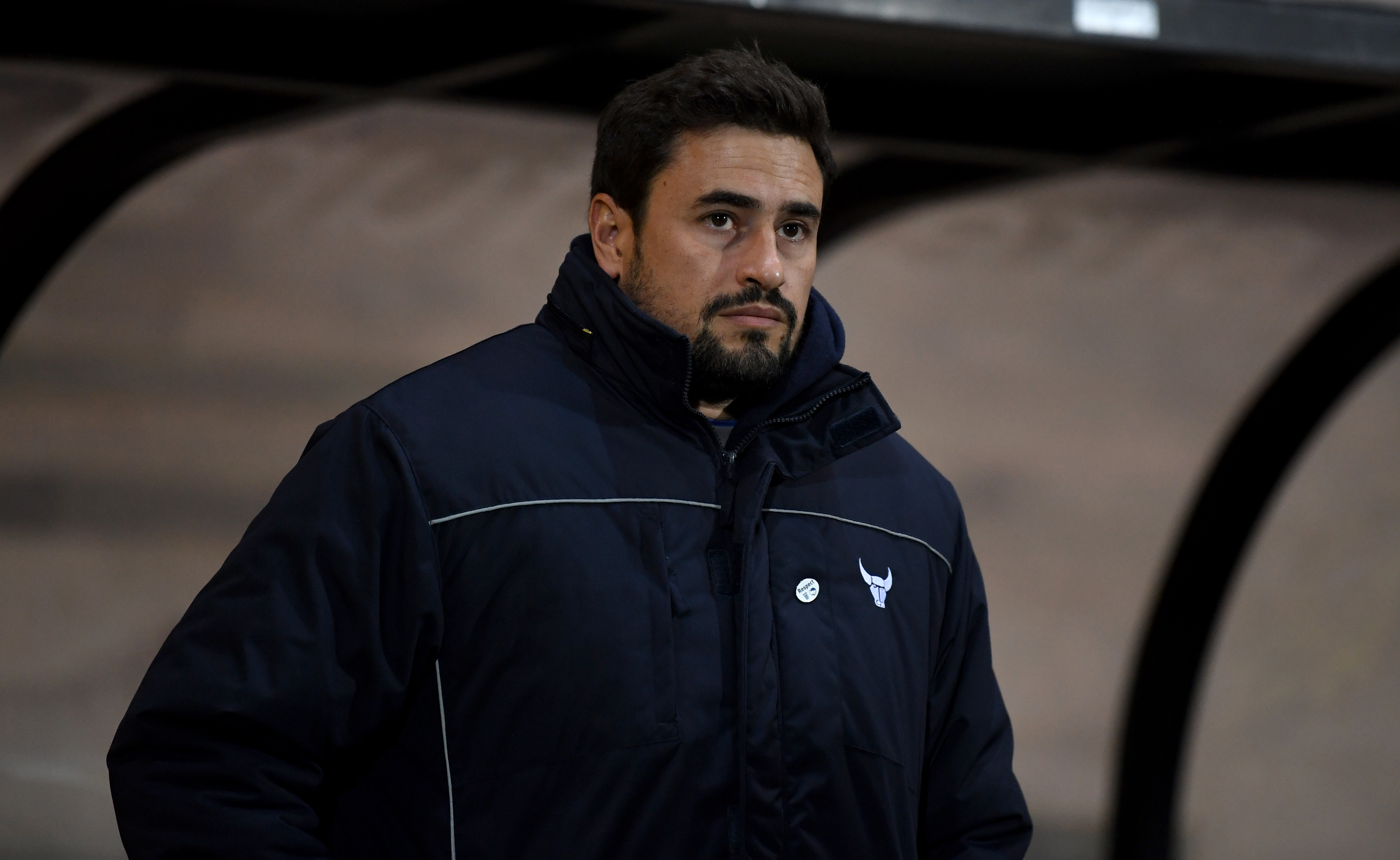Pep Clotet Oxford League One Yellow Army