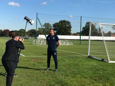 Jokanovic Coaches' Voice Fulham