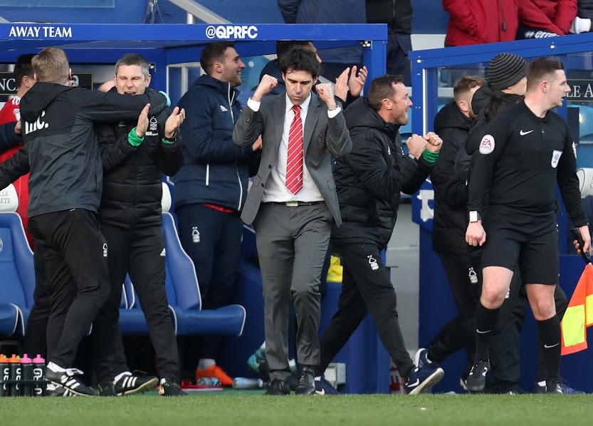 Karanka leads Forest to emphatic away win over QPR