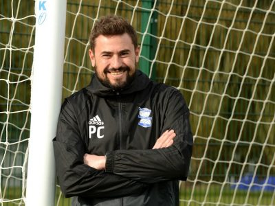 Pep Clotet assistant manager Birmingham City