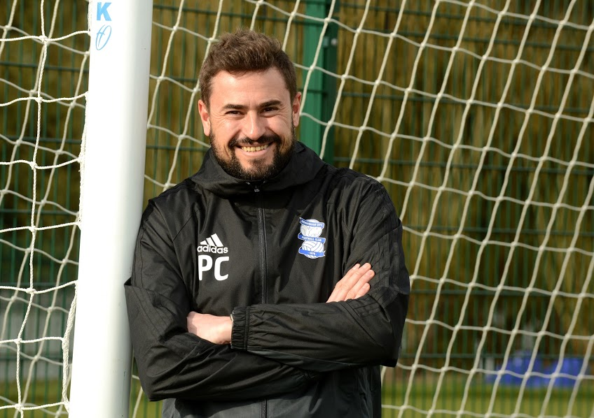 Pep Clotet reunited with Garry Monk at Birmingham