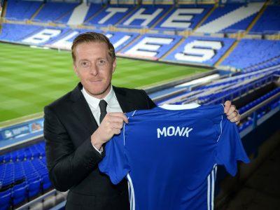 Garry Monk manager Birmingham City