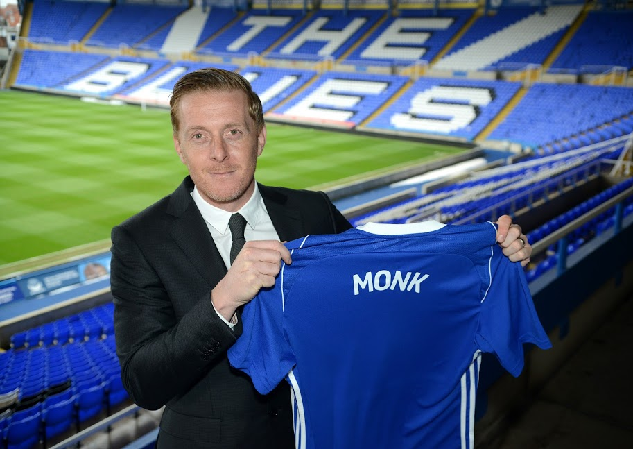 Garry Monk appointed new Birmingham City manager