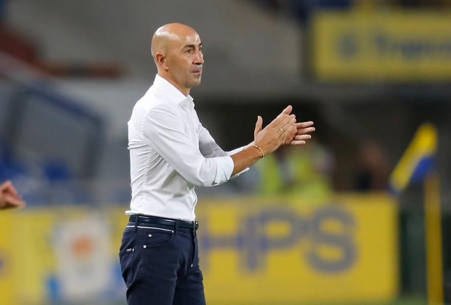 Pako Ayesteran football coach
