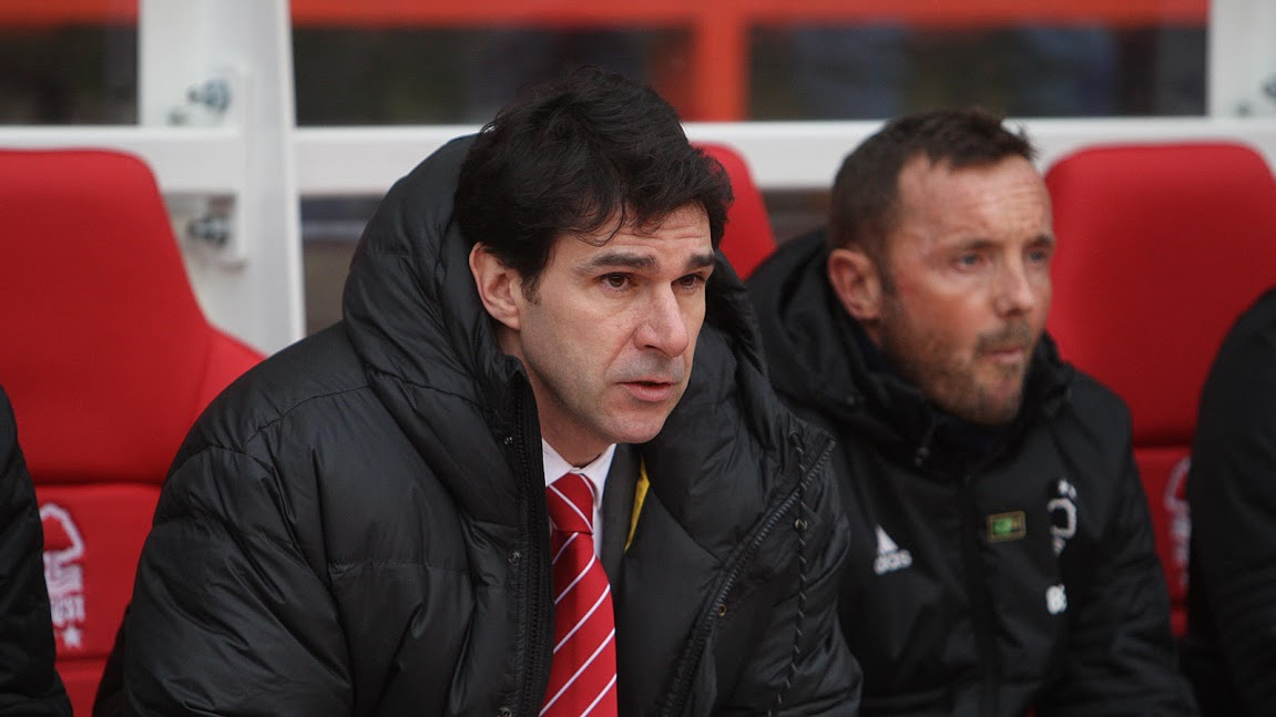 Karanka tells BBC East Midlands about what it means to follow in Brian Clough's footsteps