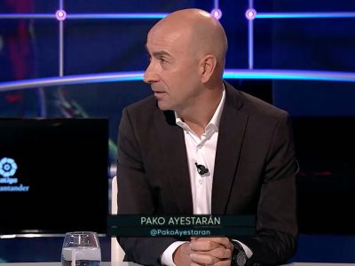 Pako Ayestarán LaLiga Preview football coach