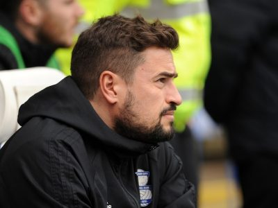 Pep Clotet football coach Birmingham City