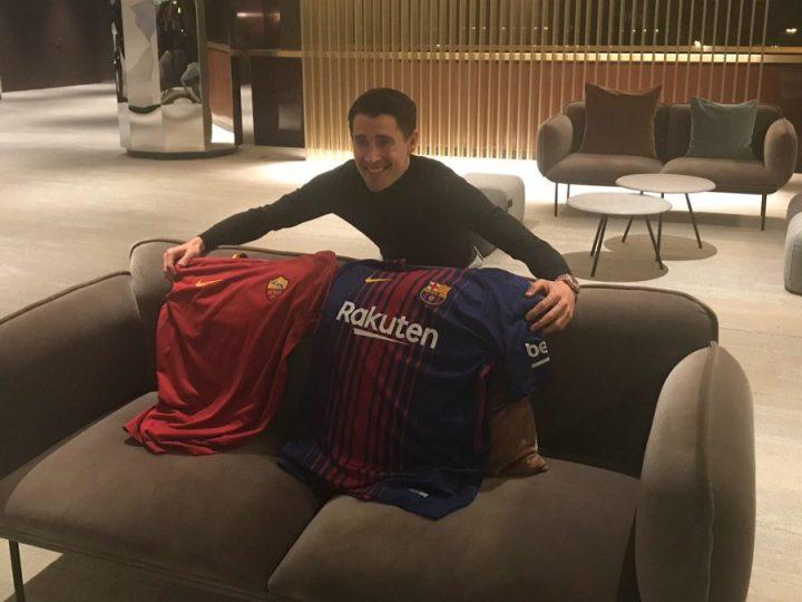 Bojan Krkic da las claves del Barça – Roma en MARCA