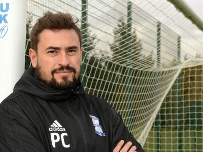 Pep Clotet football coach Birmingham City