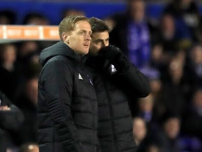 Garry Monk Pep Clotet Birmingham Blues Championship