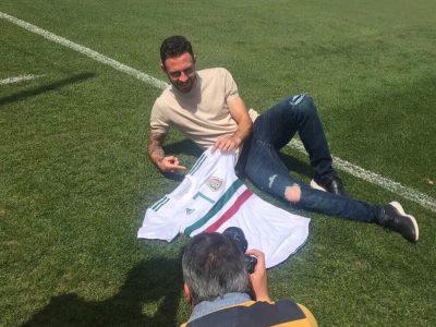 Miguel Layún Mexico Sevilla FC