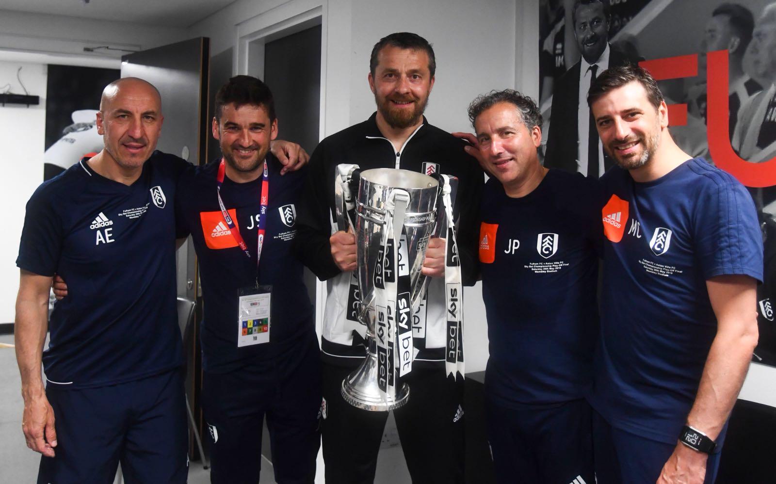 Jokanovic Fulham Premier League promotion play-offs