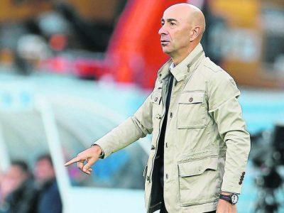 Pako Ayestarán Football coach Mexico Pachuca