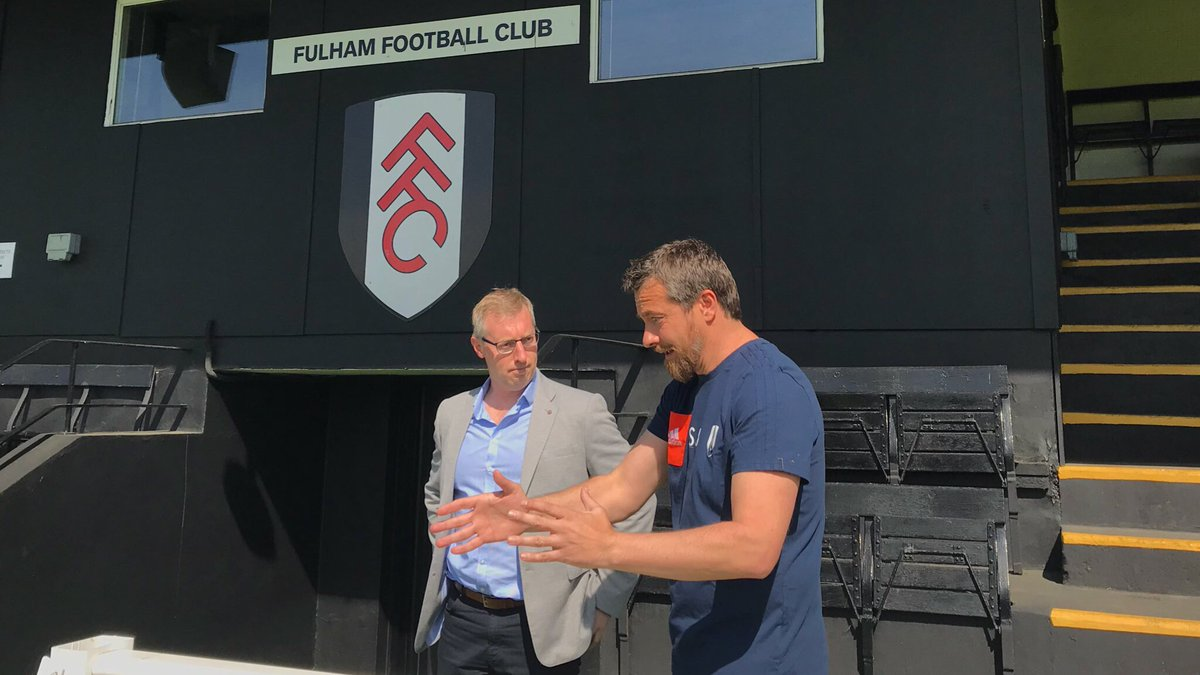 Jokanovic Daily Mail interview Fulham FC Serbia Championship