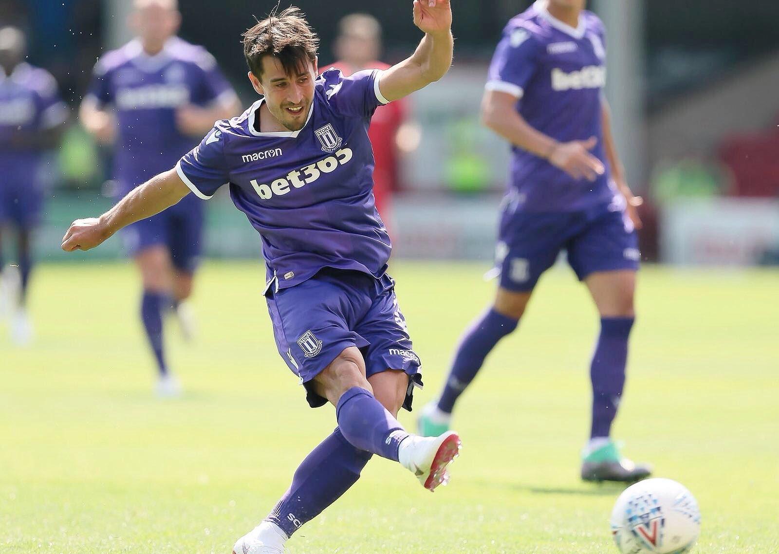 Bojan opens his pre-season account