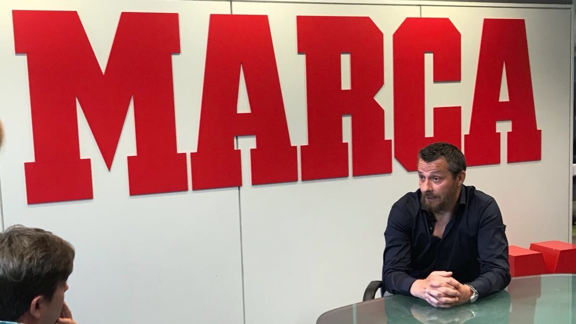 "Jokanovic visits MARCA a couple of weeks ahead of Premier League kick-off: ""We won't just hit long balls and park the bus"""