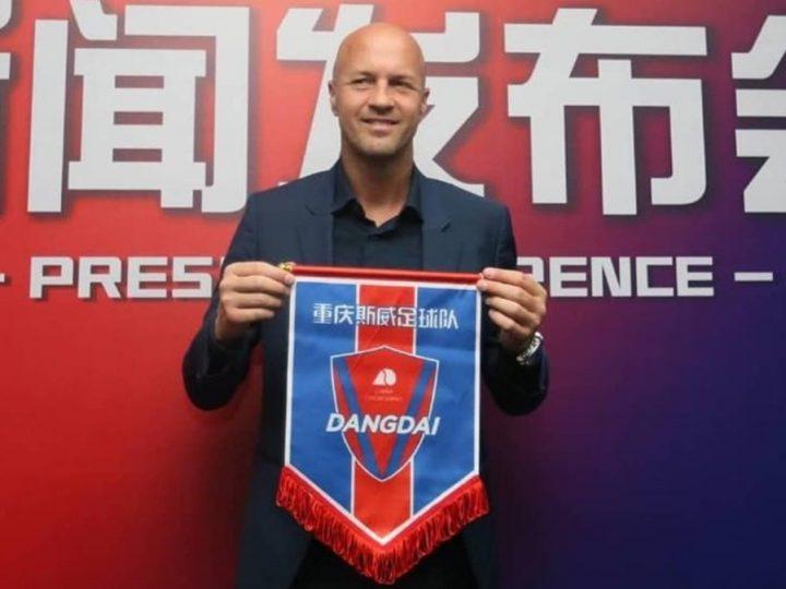 Jordi Cruyff pasó por el micrófono de El Partidazo de Cope para hablar de su apasionante reto en la Superliga de China
