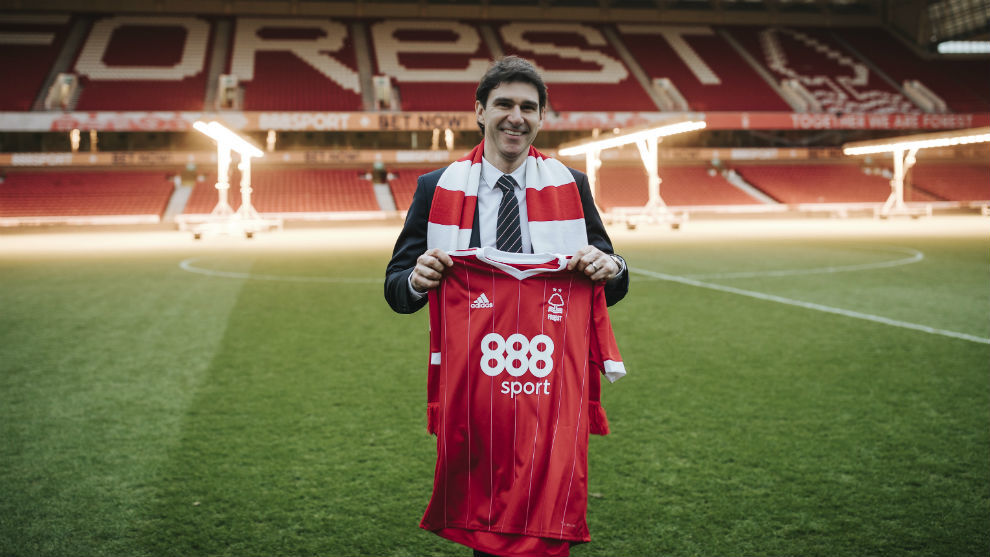 Aitor Karanka reflects on his coaching journey and his current challenge at the helm of the iconic Nottingham Forest in Marca