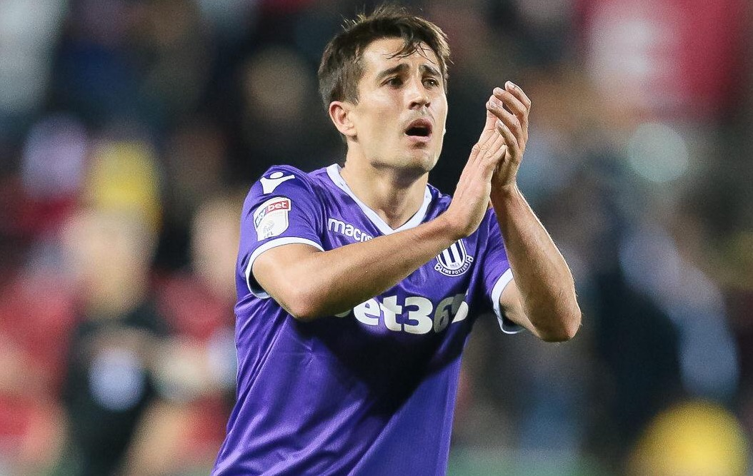 Bojan's late header rescues point for Stoke at Rotherham