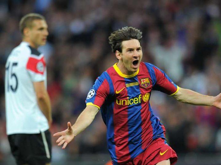 Leo Messi y Jordi Cruyff, protagonistas en el documental sobre el Barcelona 'Take the ball, Pass the ball'