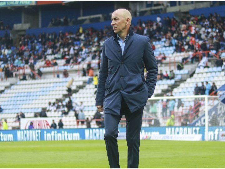 Pako Ayestarán, elegido mejor entrenador de la Liga MX en la jornada 15