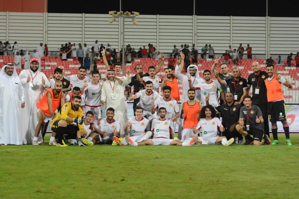 Pedro Gómez Carmona shares his experiences at Bahrain's East Riffa Club in his MARCA blog