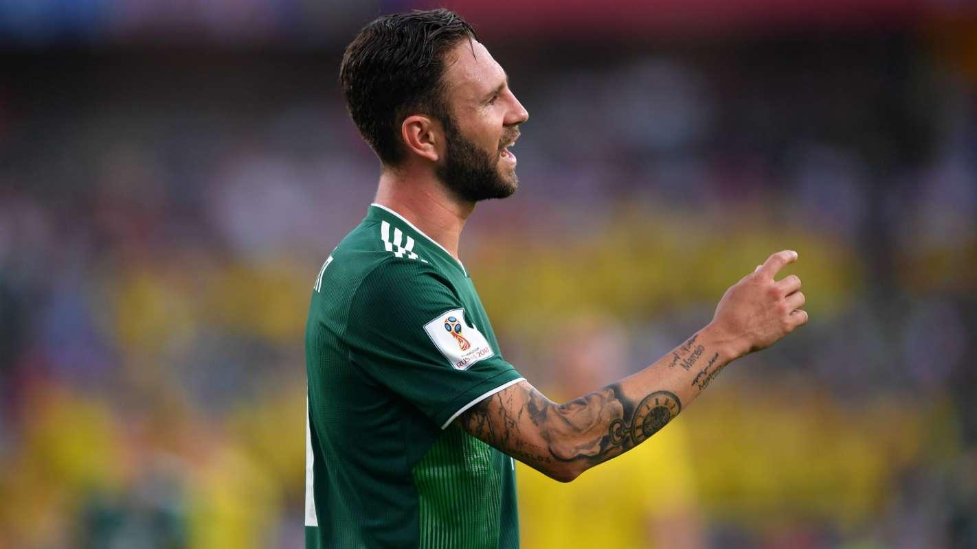 Goal analyses Mexico captain Miguel Layún's impressive commitment