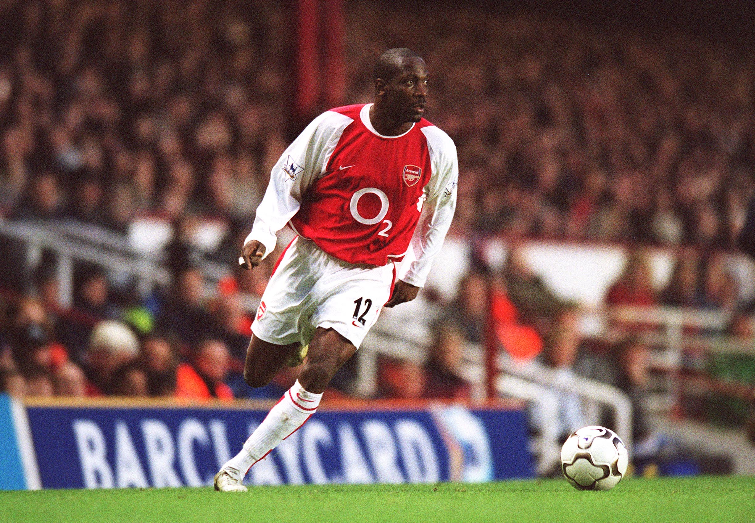 Lauren chats about his past as a member of the Invincible Arsenal team & the Gunners' current campaign