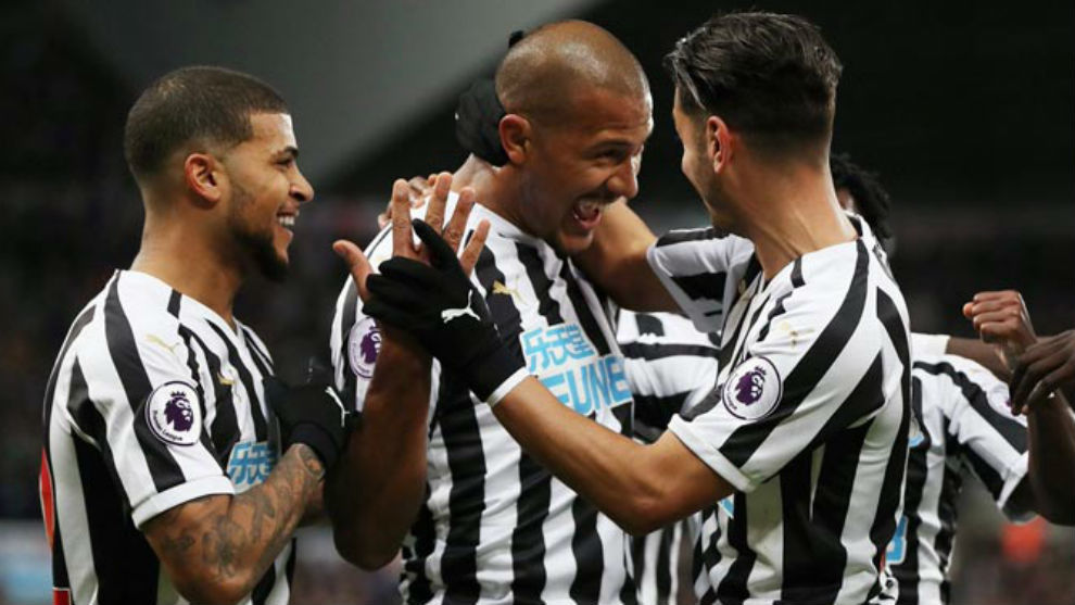 Rondón hits winner as Newcastle see off Huddersfield