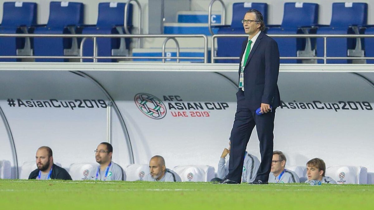 COPE's El Partidazo hears from Juan Antonio Pizzi following Saudi Arabia's rout in their Asian Cup opener