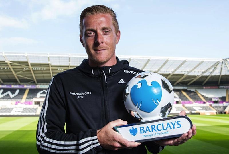 Garry Monk recalls 'brilliant' Swansea memories as return looms with Birmingham
