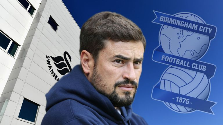 """Swansea is a very special place"", Pep Clotet talks to Sky Sports about his return to the Liberty with Birmingham"