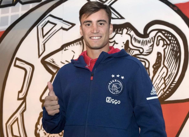 Tagliafico scoops Man of the Match award in Ajax's win over NAC Breda