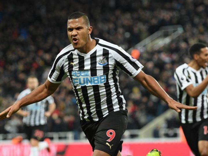"""""""Podemos haber sido el juez de la Premier"""", afirma Salomón Rondón tras lograr su trigésimo gol en la Premier League ante el Manchester City"""