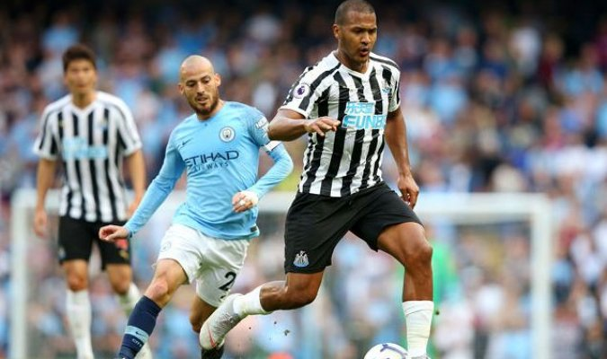 Radio MARCA talks to Rondón following his Man-of-the-Match display against City