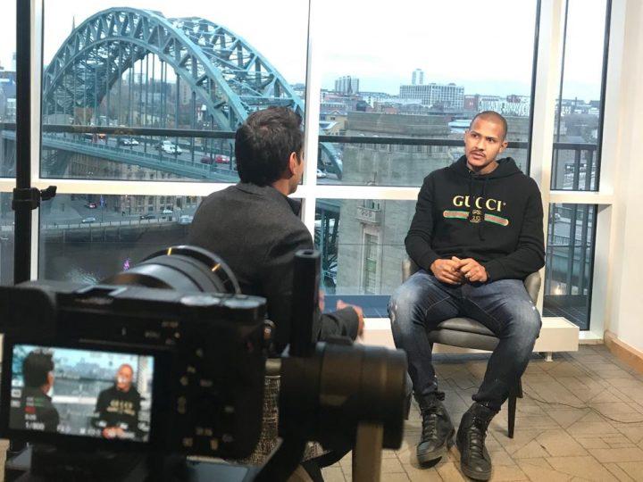 Salomón Rondón, confesiones en Univisión de un goleador que quiere conquistar la Premier League
