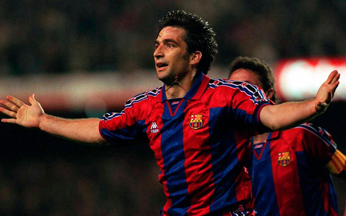 """That goal is still impossible to describe"",  Juan Antonio Pizzi reflects on unforgettable Copa del Rey strike for Barça in Goal."