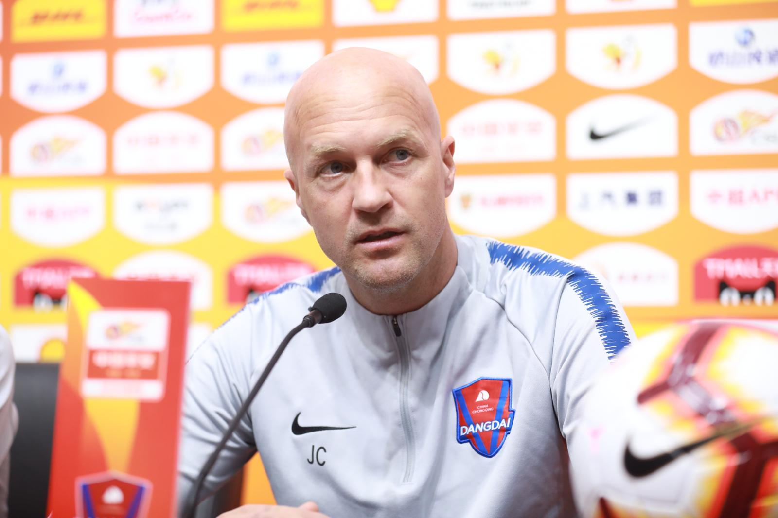 Jordi Cruyff discusses the challenges of being manager of Chinese Super League outfit Chongqing Dangdai Lifan with BBC