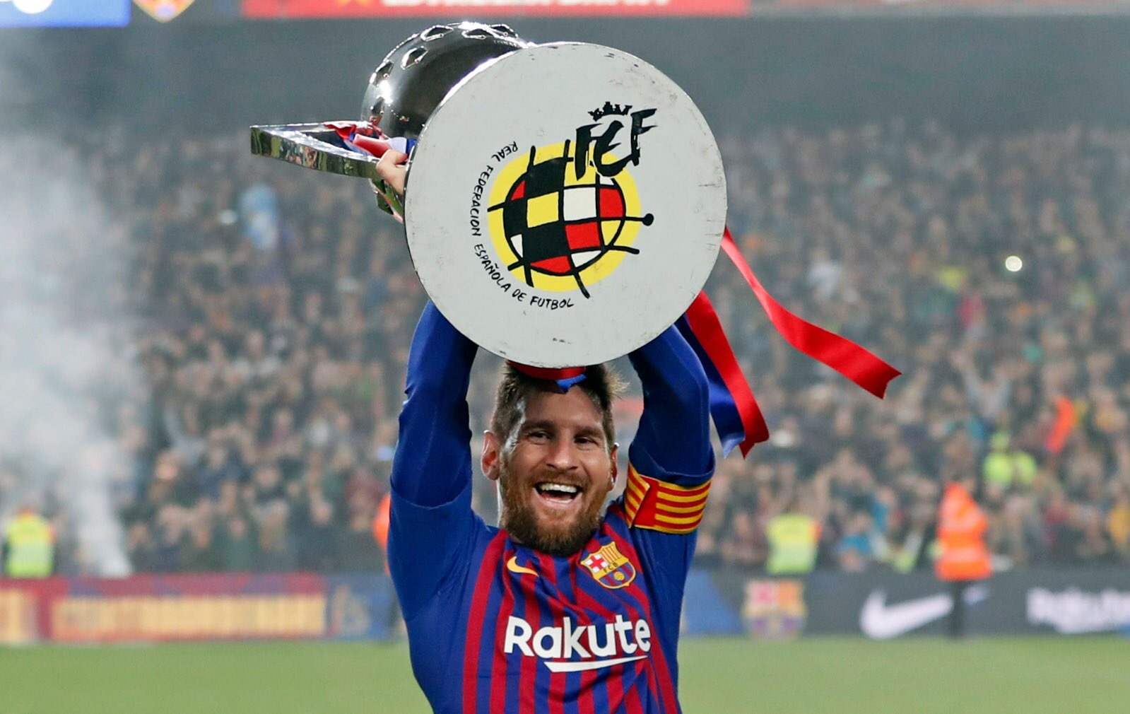No.10 owns LaLiga: Messi secures his 10th league crown and makes it 34 trophies as a Barça player